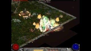 Diablo II D2SE Median XL 2012 005 Ultimative XVI - Некромант Эннеады
