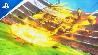 Captain Tsubasa: Rise of New Champions - DLC 3 Trailer | PS4