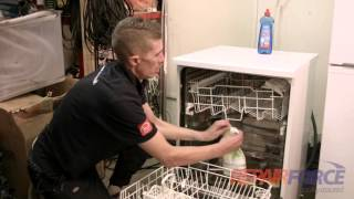 How to Replace the Salt & Rinse Aid in a Dishwasher