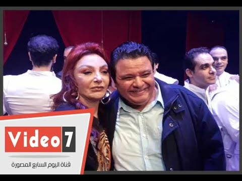 ماذا قالت النجمة نبيلة عبيد عن مسرحية سلم نفسك ؟  - 17:22-2017 / 11 / 18
