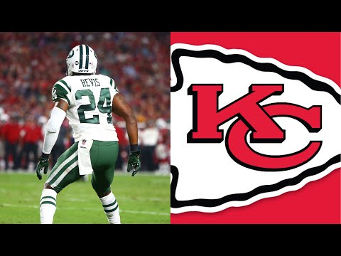 Darrelle Revis Signs With The Kansas City Chiefs!