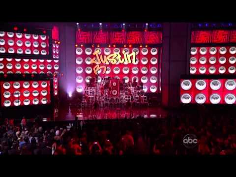 American Music Awards 2012 - Justin Bieber
