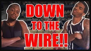 DOWN TO THE WIRE!! - NBA 2K16 Gameplay | Game 4 Series 1