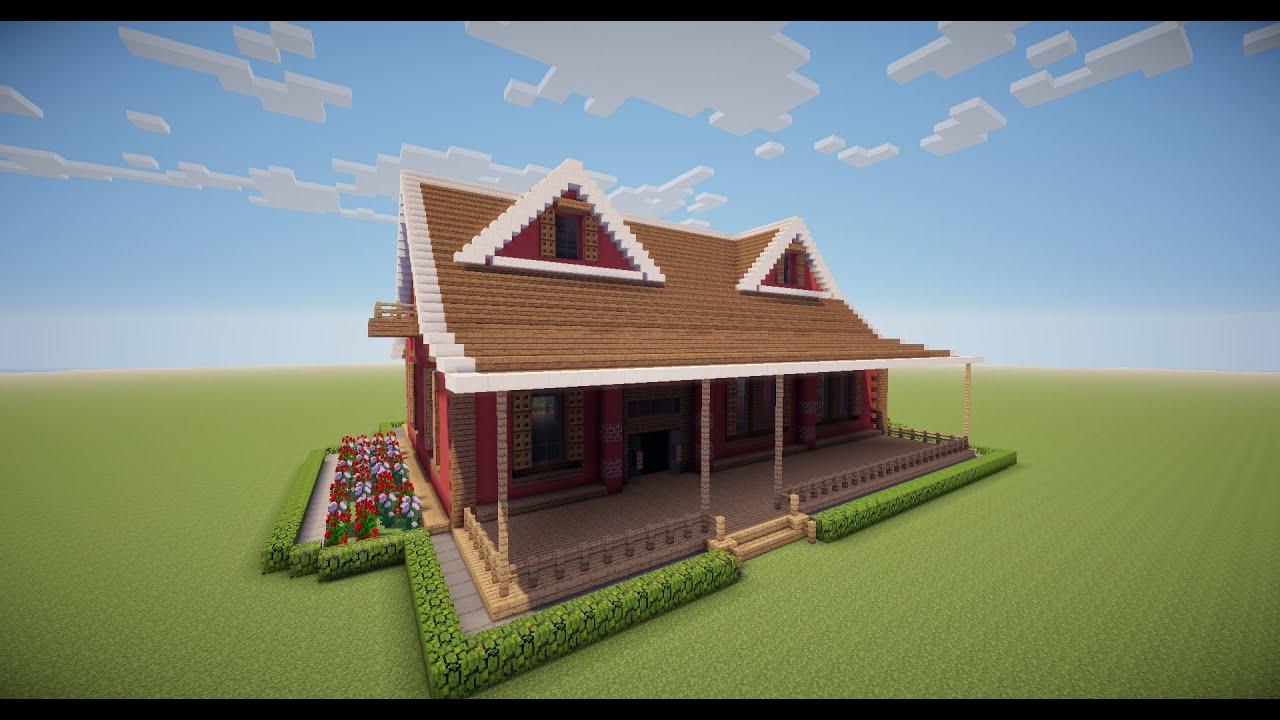 Minecraft como fazer uma casa simples 6 youtube for Minecraft videos casas