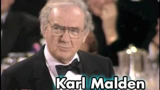 Karl Malden Talks About The Young Kirk Douglas