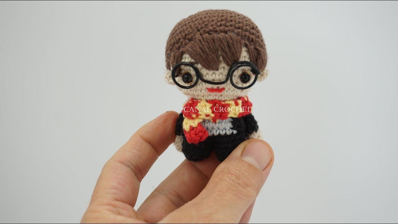 Harry Potter Amigurumi Tutorial
