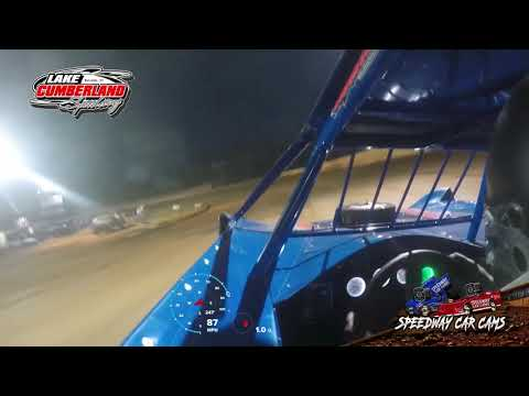 Heat Race #11 Tommy Bailey - Super Late Model - 8-4-18 Lake Cumberland Speedway - In Car Camera