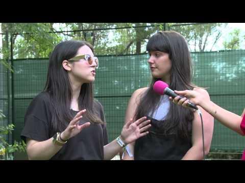 #osheaga2015: Entrevue avec Milk & Bone