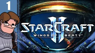 Let's Play StarCraft II: Wings of Liberty Part 1 (Patreon Chosen Game)