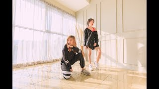 Airin & Maria - i don't care dance cover