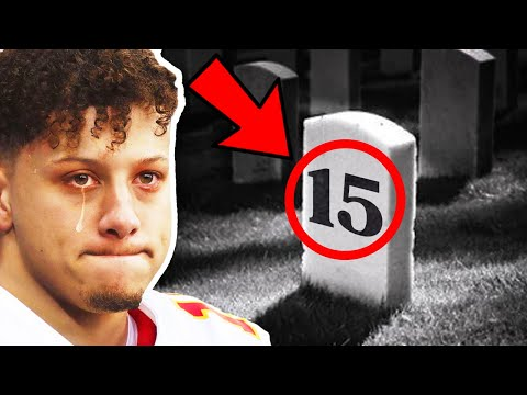 How NFL Players Got Their Jersey Number..