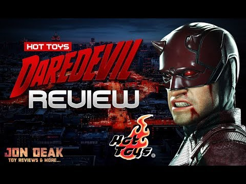 HOT TOYS DAREDEVIL ( REVIEW )