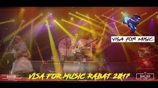 Visa For Music 2017 Rabat 4eme  Edition