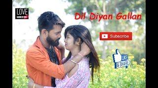 Gambar cover Dil Diyan Gallan Song | Tiger Zinda Hai | Salman Khan | Katrina Kaif | Atif Aslam