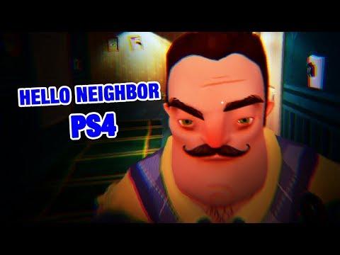 HELLO NEIGHBOR PS4 | Hello Neighbor Act 3
