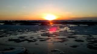 Lilaste, April(Национальный приморский парк в Латвии. Море на Пляже Лиласте в апреле месяце. Удивительное место для воскре..., 2012-04-22T09:36:40.000Z)