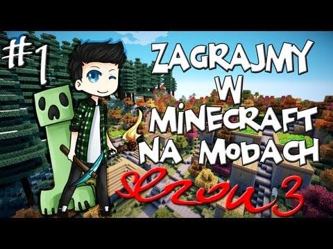 Zagrajmy w Minecraft na Modach Sezon 3 #1 - reZiCraft