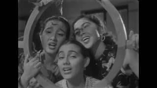Tiga Dara 4K Official Trailer (1956) - Usmar Ismail FIlm