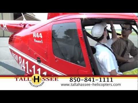 We are Tallahassee Helicopters