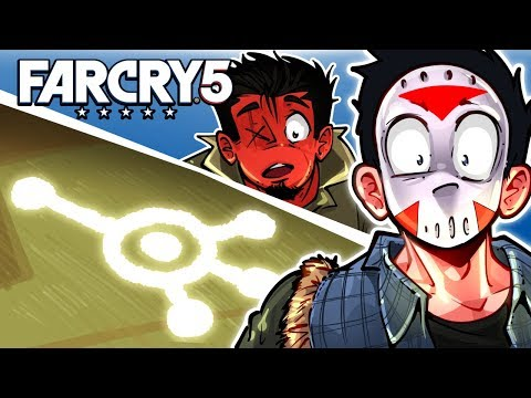 Far Cry 5 - Stopping The ALIENS! Ep. 4!