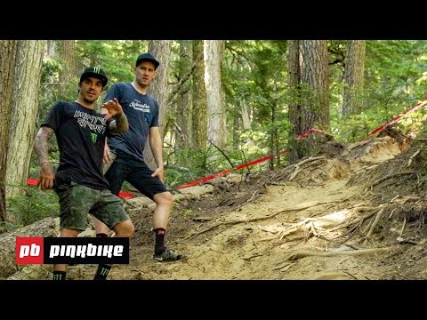 Video: EWS Whistler Track Walk with Sam Hill - The Privateer Episode