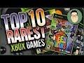 Top 10 Rarest Xbox Games | Samuel Langford