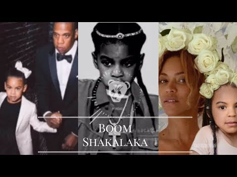 Blue Ivy's Freestyle Is Released!! BOOM Shakalaka