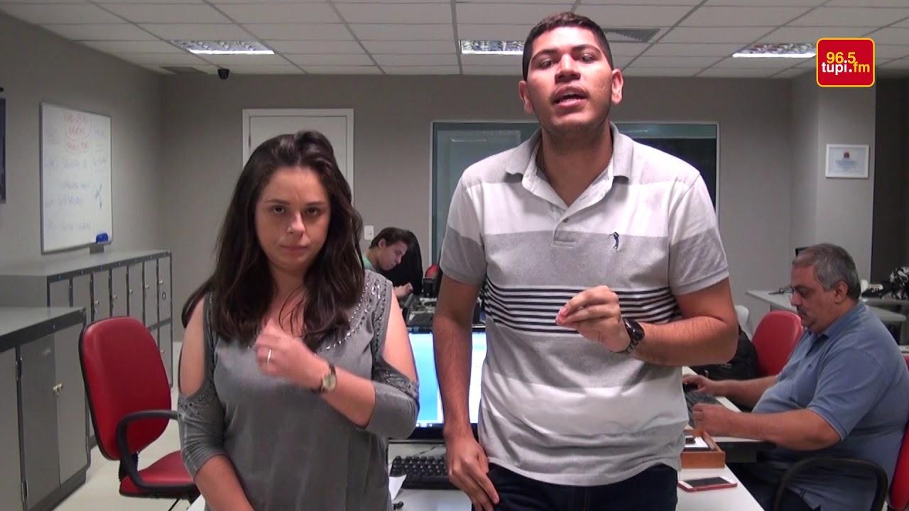 Tupi Online: As notícias desta sexta-feira com Diana Rogers e  Pedro Leite