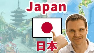 Focus on Japan! Country Profile and Geographical Info