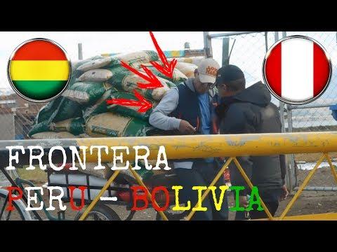 CONTRABANDO EN LA FRONTERA BOLIVIA - PERU. COIMA A POLICIA | KCEXP