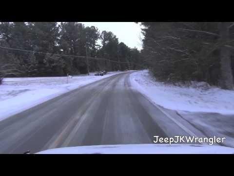 Atlanta snow storm 1/28/2014 part 2