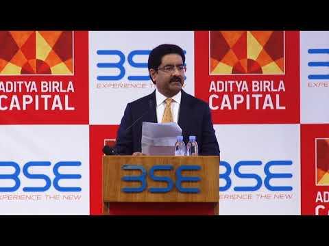 Listing Ceremony of Aditya Birla Capital on 1st September 2017