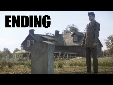 Call of Duty WW2 ENDING Gameplay Walkthrough Part 11 - THE RHINE (COD WWII Campaign)