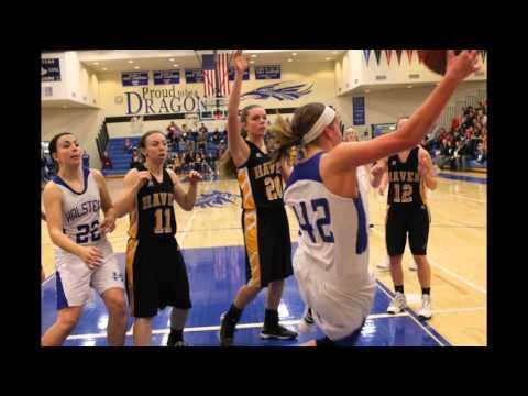 Halstead High School Girls Basketball 2015-2016
