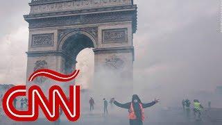 París: al menos 200 arrestados y 92 heridos en manifestaciones