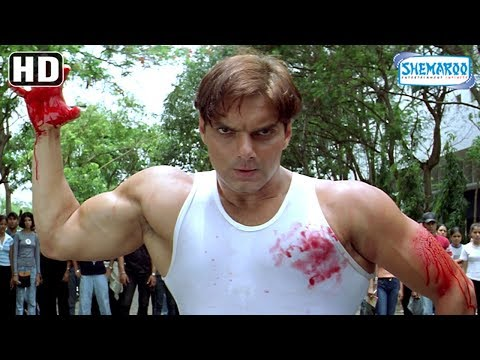 Sohail Khan fight with Rajpal Yadav - Maine Dil Tujhko Diya - Bollywood Action-Romantic Movie