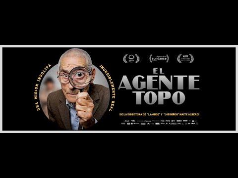 TRAILER OFICIAL EL AGENTE TOPO