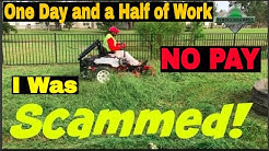 How a lawn care business got scammed and how to prevent it