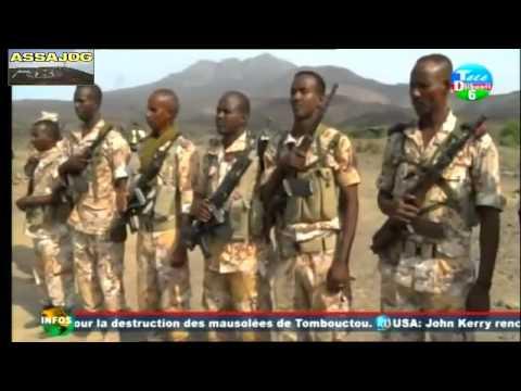 Djibouti: Hommage aux militaires de Margoyta