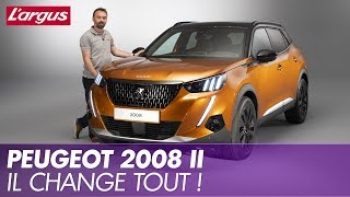 Peugeot 2008 2 (2020) : notre avis à bord du nouveau 2008
