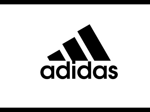 illustrator tutorial how to create vector logo adidas 1 youtube rh youtube com adidas vector logo eps adidas vector logo free