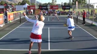 Doubles Pickleball Strategy 201 - Dinking Strategy