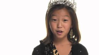 Miss Jr Pre-Teen National Winner