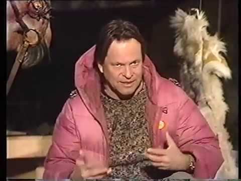 Terry Gilliam and THE BIRTH OF BRAZIL BBC, 1988