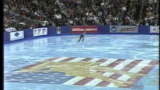 Tara Lipinski - 1998 United States Figure Skating Championships, Ladies' Free Skate