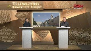Telewizyjny Uniwersytet Biblijny: Okoliczności i klimat debiutu Dawida (09.02.2019)