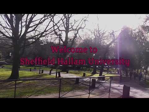 Sheffield Hallam University Collegiate Campus Tour