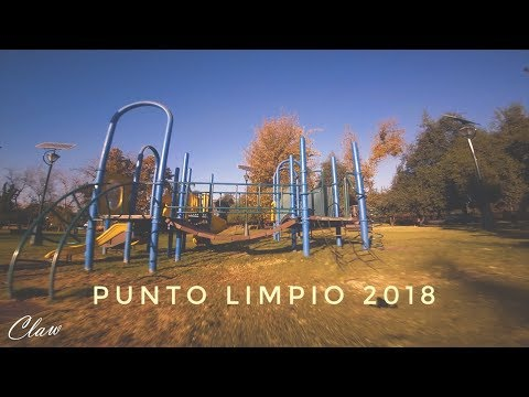 This is my Playground / Punto Limpio Vitacura FPV Drone Chile