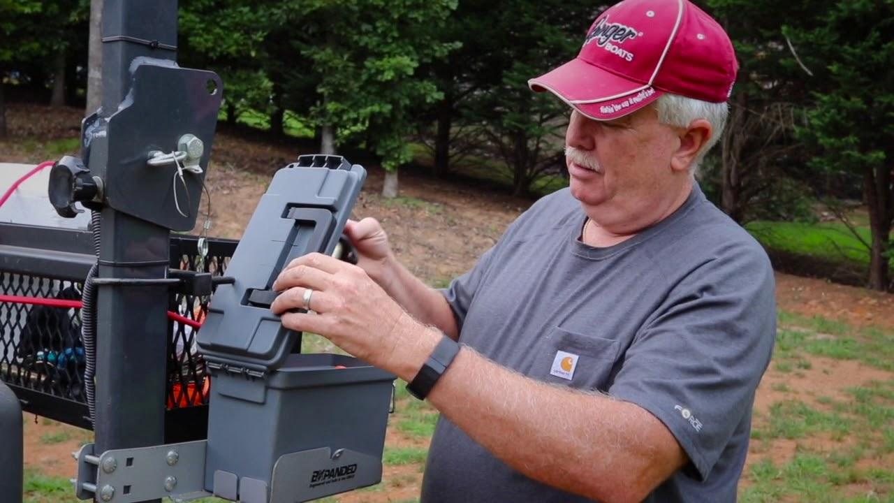 Kubota Bx Tool Box : Rops mounted tool box kubota bx t tractor and