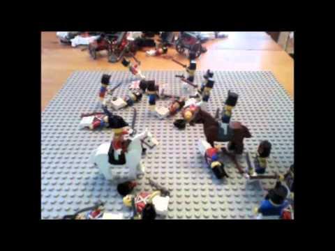 Lego Battle of Waterloo